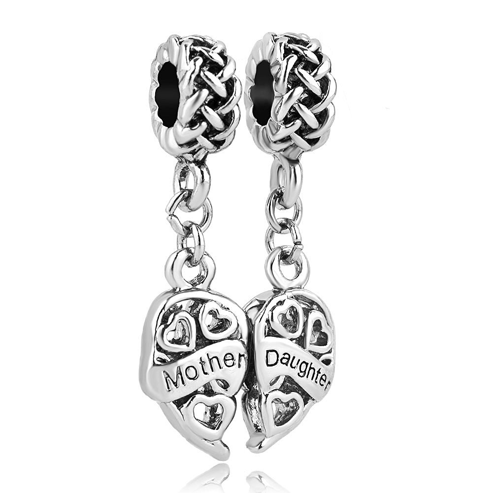pandora charms mother daughter