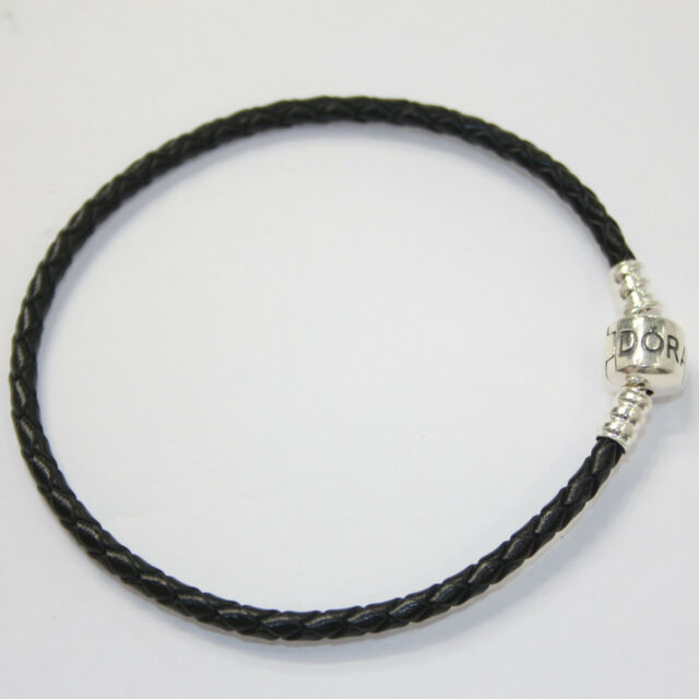 pandora leather braclet