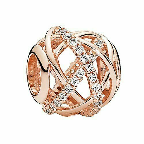pandora rose gold charms