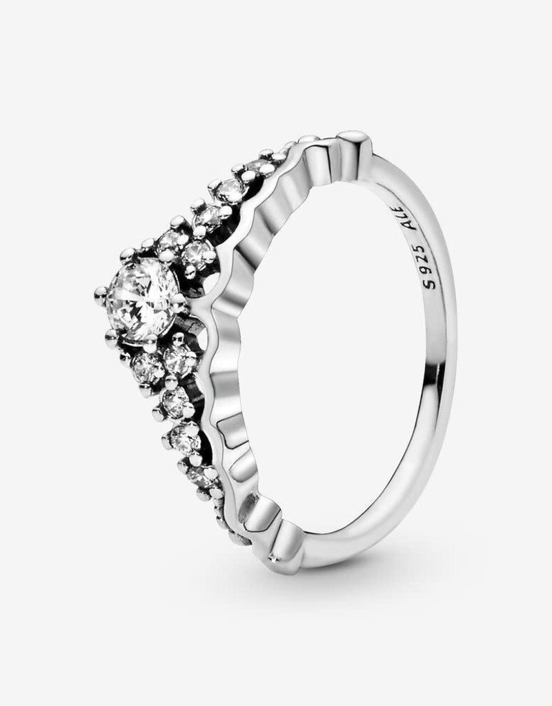 pandora wishbone ring